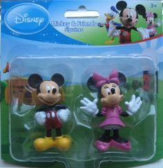 ($12.50) Disney Mickey Friends Mickey, Mini  From Westland