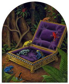 madeline von foerster art   Madeleine von Foerster : Jewels, 2010