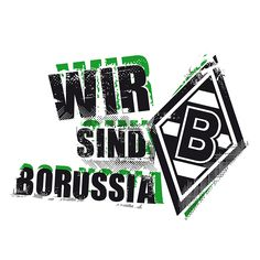 borussia m nchengladbach logo gladbach pinterest logos. Black Bedroom Furniture Sets. Home Design Ideas