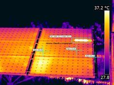 Termografia: Controllo pannelli fotovoltaici