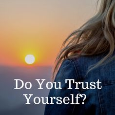 Do you trust yourself? Have you ever found yourself falling into the trap of trusting someone else's advice over your intuition? I've done it myself, countless times. All of these education channels are great, and I'm in no way discounting their effectiveness. But, it's important to watch yourself in these instances. Make sure you are […] Share this:FacebookTwitterGooglePinterestEmailPrintLinkedInMoreRedditPocketTumblr