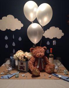Teddy Bear theme shower