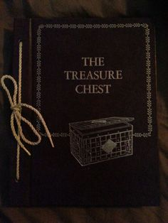 The Treasure Chest Vintage Book 1965 $7.98 Free Shipping!