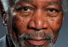 Insanely lifelike Morgan Freeman portrait painted on an iPad - CNET