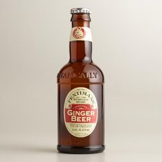 One of my favorite discoveries at WorldMarket.com: Fentiman's Ginger Beer