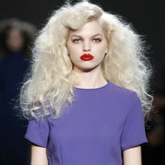 Put down the hair taming potions as you'll be pleased to hear that frizz is back in fashion. Here are some tips on how to get the big hair look.