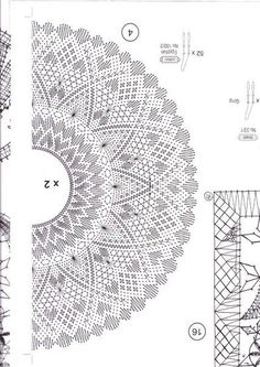 Discover thousands of images about Lace Express - special 2010 Bobbin Lace Patterns, Embroidery Patterns, Crochet Patterns, Thread Crochet, Crochet Lace, Bobbin Lacemaking, Lace Jewelry, Tatting Lace, Diy Headband