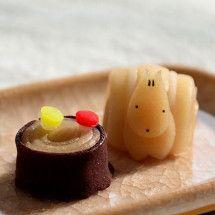 きょうの『和菓子の玉手箱』の画像