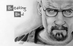 Finished my drawing of Walter White today :) #drawing #walterwhite #breakingbad #finished #art #artist #sketch #illustration #pen #drawinginpencil #pencil #portrait         For more: www.facebook.com/selinadrawings