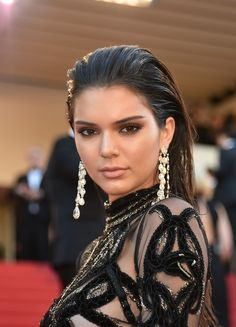 5/15/16 - Kendall Jenner at the 'Mal de Pierres (From the Land of the Moon)' Premiere during The 69th Annual Cannes Film Festival.