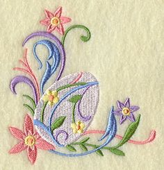 Machine Embroidery Designs at Embroidery Library! - Color Change - F9568