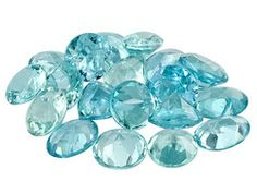Parcel Of Paraiba Color Apatite 10.00ctw Mixed Eav $75.00