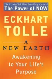 Excerpts from the best-selling book A New Earth written by favorited Oprah Book Club author Eckhart Tolle. A guide to Awakening Your Life Purpose Earth Book, New Earth, Good Books, Books To Read, My Books, Reading Lists, Book Lists, Reading Books, Love Book