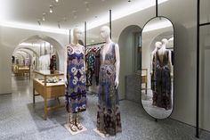 A little piece of retail heaven. Womenswear, second floor. www.valentino.com