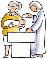 An interesting explanation of what Lutheran's believe regarding baptism, why we baptize babies, etc.