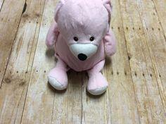 Pink Cubbie Bear