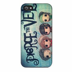 Pierce The Veil 3 iPhone 5/5s Case