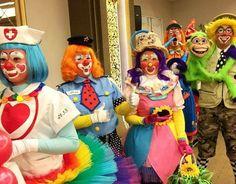 Online Donations, Clowning Around, Evil Clowns, Ronald Mcdonald, Harajuku, Folk, Baby, Bring It On, Abandoned