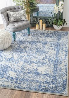 blue rug for living room? Rugs USA - Area Rugs in many styles including Contemporary, Braided, Outdoor and Flokati Shag rugs.Buy Rugs At America's Home Decorating SuperstoreArea Rugs Dark Blue Rug, Light Blue Area Rug, Blue Area Rugs, Floral Area Rugs, Floral Rug, Polypropylene Rugs, Area Rug Sizes, Rugs Usa, Contemporary Area Rugs