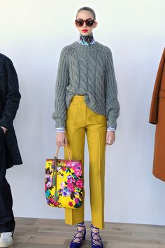 All of the Vibrant Looks From J.Crew's New Designer - Racked