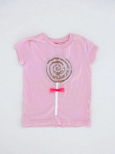 Lollipop T-Shirt! Super cute baby shower gift!