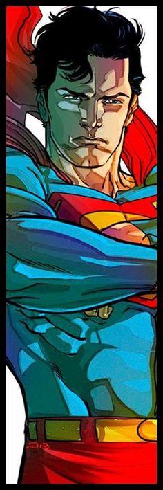 Superman by Carmine Di Giandomenico *