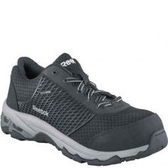 1f01a579aee5ed RB4625 Reebok Men s Heckler Safety Shoes - Grey www.bootbay.com Boots  Online