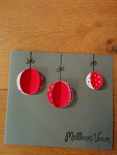 Manualidades de postales navide as para ni os c mo hacer - Felicitaciones navidenas caseras ...