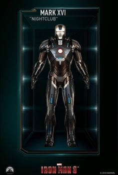 東尼史塔克 鋼鐵人 Tony Stark: All Iron Man Suits Gallery