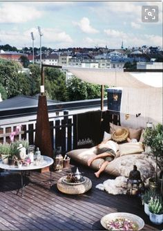 Balcony 2 -- Article ideas / Terrace Ideas For Articles on Best of Modern Design - So many good things!