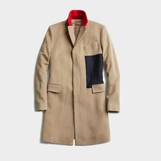 The Topcoat of the Season Has Been Found