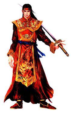 Zhou Yu Dynasty Warriors 3