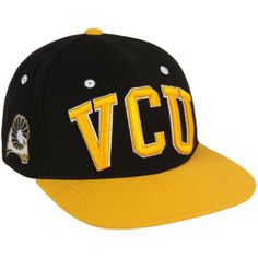 NCAA Virginia Commonwealth Rams Super Star Snapback Cap, Black by Zephyr. $21.95. Adjustable snapback hat. Memory visor. Officially licensed hat. 65% Acrylic / 35% Wool. Zephyr snapbacks are constructed to meet the desires of the consumer. Zephyr hats feature professional embroidery and detailed raised logos. The Zephyr Memory Visors are constructed with the best materials allowing you to bend the brim or keep it flat.  About Zephyr Zephyr was established in 1993 by former retai...