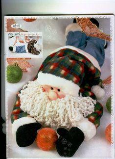 Winter Hats, Santa, Teddy Bear, Album, Dolls, Christmas, Diy, Grande, Diy Christmas Ornaments