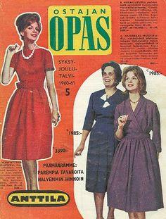 Anttila, Ostajan OPAS 1960
