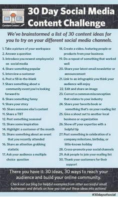 Marketing Content Challenge
