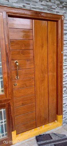 Pooja Room Door Design, Bedroom Door Design, Door Design Interior, Bedroom Doors, Main Entrance Door Design, Wooden Front Door Design, Wooden Front Doors, Single Door Design, Aquarium Stand