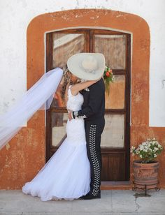 Mexican Ranch Wedding: Sarah + Antonio | Green Wedding Shoes Wedding Blog | Wedding Trends for Stylish + Creative Brides