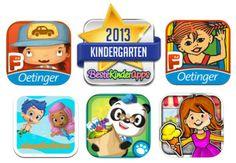 Kindergartenkinder Apps | Kinder App Preis 2013 Auszeichnungen