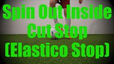 ** Spin Out Inside Cut Stop (Elastico Stop) - Static Ball Control Drills for U8-U9 ** http://ultimatesoccermovescollection.com/videos/ball-control/on-the-spot/99-spin-out-inside-cut-stop https://www.youtube.com/c/ultimatesoccermovescollection?sub_confirmation=1 https://www.facebook.com/UltimateSoccerMovesCollection/  https://twitter.com/USoccerMovesCol  https://plus.google.com/u/0/+Ultimatesoccermovescollection