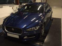 #Jaguar XE 2.0 Petrol Tuning and Jaguar XE Remap #Tuning - ECU Remapping 2.0 XE
