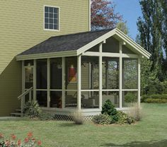 Sunroom Plans | House Plans and More has over 17,000 house plans and project plans to ...
