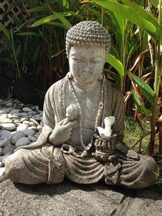 Buddha At Byron Bay Australia Lustre Photo By Globalnomadphotos