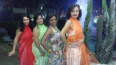 Amiga Leo e suas amigas da dança do ventre...