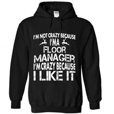 Floor Manager Perfect giftss - #gift ideas #appreciation gift. BUY TODAY AND SAVE => https://www.sunfrog.com//Floor-Manager-Perfect-giftss-5508-Black-Hoodie.html?68278
