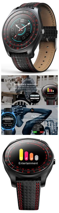 2aa1afc01644f New Fitness Wristband Smart Band - compatible with Android, IOS via  Bluetooth. Alarm clock