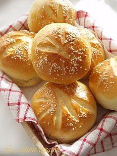 Kajzerice/Soft bread rolls @Lana Belic