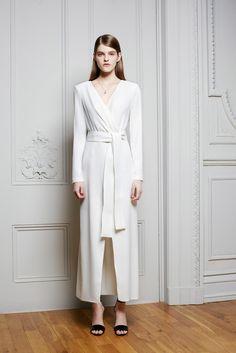 Adam Lippes Resort 2015 Fashion Show - Kia Low