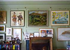 Domenica More Gordon, an artist's house in Scotland. | Bible of British Taste