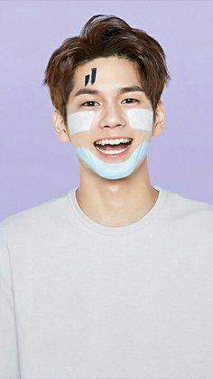 Ong Sung Woo (옹성우) | wanna one × innisfree | wallpaper Ong Sung Woo